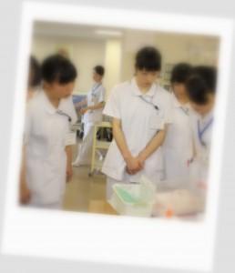 看護体験③